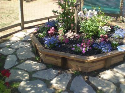 Gallery for raised flower beds ideas - Raised flower garden ideas ...
